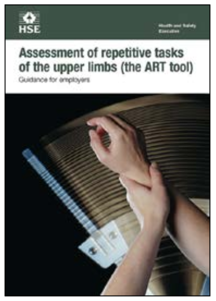 The ART Tool for Upper Limbs Repetitive Tasks