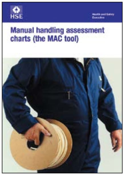 The Mac Tool for lifting and carrying at work. Manual handling regulations in the UK