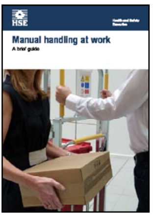 Manual handling at work. A brief guide.