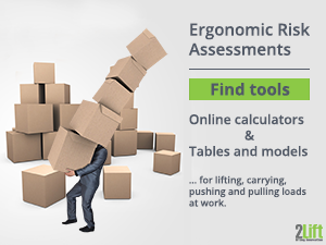 ergonomic assessment tools manual handling