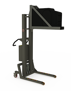 Custom lifting equipment for storage solutions (or OEM).